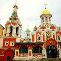 Казанский собор в Москве :: Дмитрий Никитин