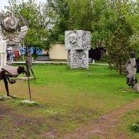 Скульптура парка Музеон :: Владимир Болдырев