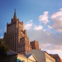 Moscow :: Зоя Былинович