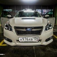 Subaru Legacy :: Иван Синицарь
