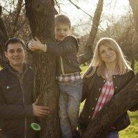 Семейный портрет :: Юля Колосова