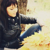 осень :: Олеся Рогулёва