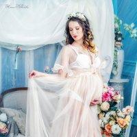Прекрасная... :: Жанна Новикова