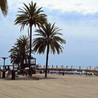 Пустынный пляж :: Ольга