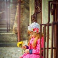 Маленькая история, маленького солнышка.. :: Юлия Романенко