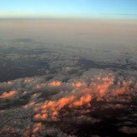 Небо над Россией :: Мария Коледа