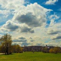 Облака - белогривые лошадки :: Игорь Герман