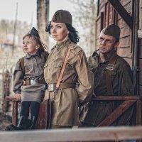 Военные истории :: Алексей Фонарёв
