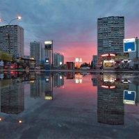 Московские закаты :: Елена Шторм
