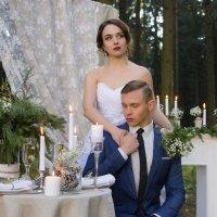 Николай и Елизавета. Свадебная. :: Анна Котенкова