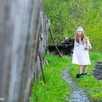 каникулы в деревеньке :: Александра Капылова