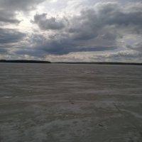 Омутнинское водохранилище :: Сергей Трусов
