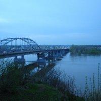 Разлив реки Белая :: Сергей Тагиров