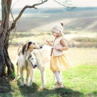 Детский портрет :: Juli Chaynikova
