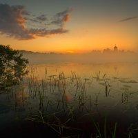 Совсем немного до восхода... :: Roman Lunin