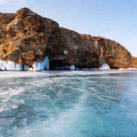 Лёд и скалы_2 :: Анатолий Иргл
