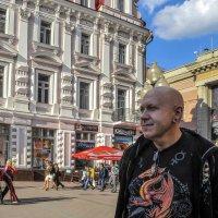 Москвич :: Аркадий Беляков