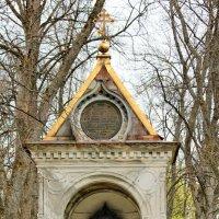 Часовня в честь иконы Божьей Матери «Знамение» Валаам :: Анатолий Шумилин