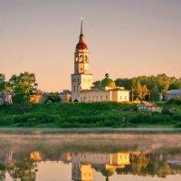 Тотьма - город на Сухоне :: Валерий Талашов