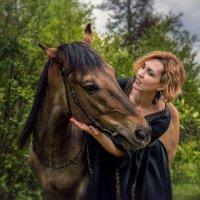 Любовь с первого взгляда :: Андрей Володин