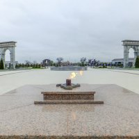 DSCF4094 Мемориальный комплекс жертвам репрессий,Ингушетия :: Олег Петрушин