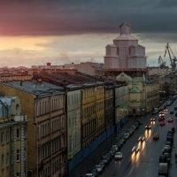 Контрасты освещения :: Владимир Колесников