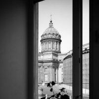 Вид из окна. :: Дина Нестерова