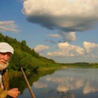 Хозяин реки. :: Николай Карандашев