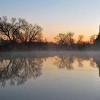 Утро красит нежным светом.. :: Александр Архипкин