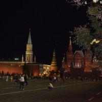 вечер на Красной площади :: Галина R...