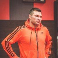 Чемпион мира по профессиональному боксу :: Александр Колесников