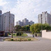 Минск. Серебрянка :: Lika Jena