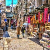 В Старом городе Иерусалима. :: Gene Brumer