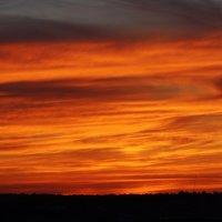 Необыкновенный закат :: Анастасия Ненахова