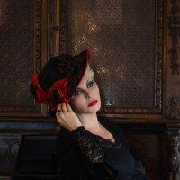 Мадам в шляпе :: Ksenia Shelkova