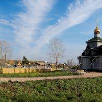 Село Пача. Кемеровская область :: Edward Metlinov