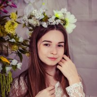 нимфа :: Kristina Neverova