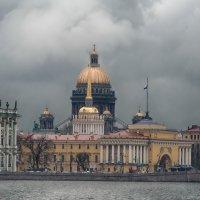 Исаакиевский собор. Адмиралтейство :: Михаил Александров