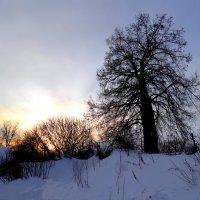 Солнце село :: Валерий Талашов