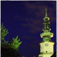 Михайловские ворота в Братиславе, столице Словакии... 2/3 :: Dana Spissiak