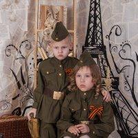 Фотопроект ко дню Великой Победы :: Наталья