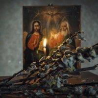 С праздником Вербного Воскресения! :: Анатолий Щербак