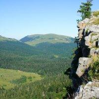 В горах Адыгеи :: Ольга Чистякова
