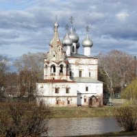 Вологда. Церковь Иоанна Златоуста (Мироносицкая). :: irina