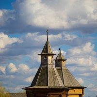 Деревянная церковь в Коломенском :: Игорь Герман