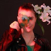 Красный свет :: Ирина Солощ