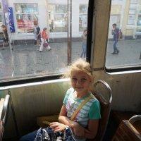 В трамвае. :: Валентина Налетова