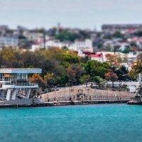 памятник затопленным кораблям :: Sergey Bagach