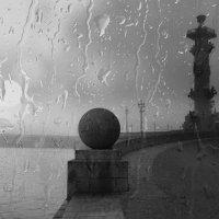 Ростральные колонны :: Анна Кокарева