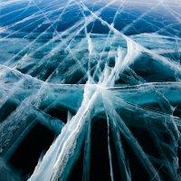 Узоры байкальского льда :: Анна Беляева